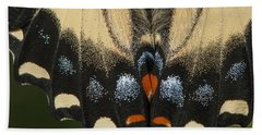 Butterfly Colors Beach Towel