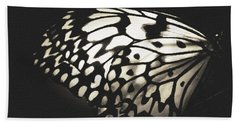 Butterfly Dancer Beach Towel by The Art Of Marilyn Ridoutt-Greene