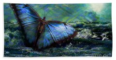 Butterfly Dreams 2015 Beach Sheet