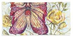 Butterfly Grace Fairy Beach Towel