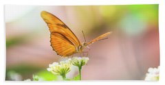 Butterfly - Julie Heliconian Beach Towel