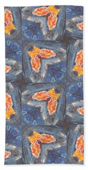 Butterfly Love Beach Towel