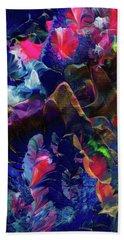 Butterfly Mountain Beach Towel