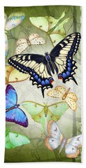 Butterfly Beach Towel
