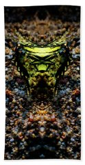 Butterfly Tiger Beach Towel