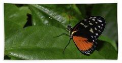 Butterfly World Beach Sheet