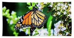 Butterfly2 Beach Towel