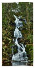 Buttermilk Falls Spring Beach Sheet