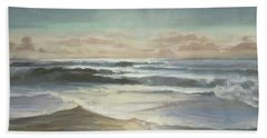 By Moonlight Beach Towel