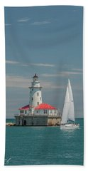 By The Lighthouse Beach Sheet