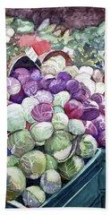 Cabbage Patch Beach Sheet