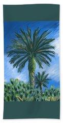 Cactus Garden Beach Sheet