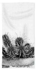 Cactus Nature Beach Towel