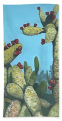 Cactus On Vicky Beach Towel