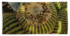 Cactus Sphere Beach Sheet