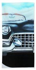 Caddie - 1955 Beach Towel