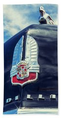 Beach Towel featuring the photograph Cadillac by Caitlyn Grasso