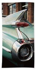 Cadillac Fins Beach Sheet