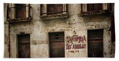 Cafeteria Los Amigos Beach Sheet
