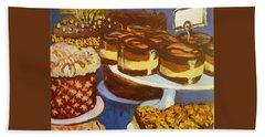 Cake Case Beach Sheet