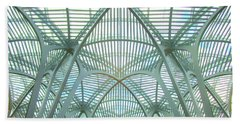 Calatrava In Toronto 10 Beach Towel