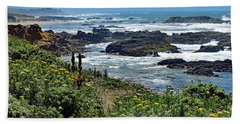 California Coast No. 9-1 Beach Towel