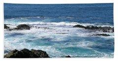 California Coast Beach Sheet