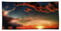 California Sky Beach Sheet