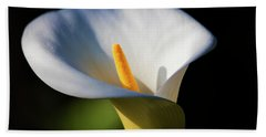 Calla Lily Beach Sheet