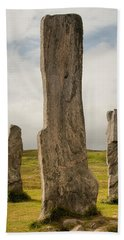 Callanish Standing Stones Beach Towel