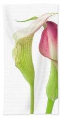 Callas In Love Beach Sheet