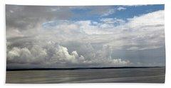 Calm Sea Beach Towel