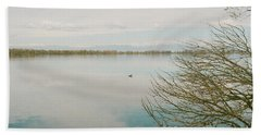 Calm Tranquility Beach Sheet