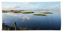 Calm Wetland Beach Sheet