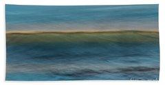 Calming Blue Beach Towel