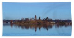 Calumet Island Reflections Beach Sheet