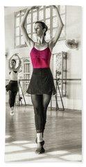 Camaguey Ballet 1 Beach Sheet