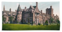 Cambridge - England - Girton College Beach Towel