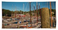Camden Harbor Beach Sheet