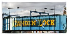 Camden Lock Beach Sheet