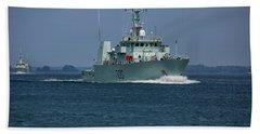 Canadian Navy's Kingston Beach Towel