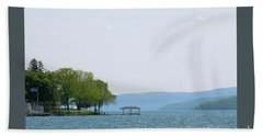 Canandaigua Lake Beach Towel