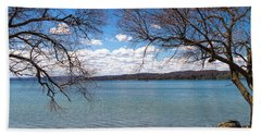 Canandaigua Beach Towel