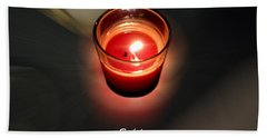 Candle Inspired #1173-3 Beach Sheet