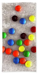 Candy Counter Beach Towel