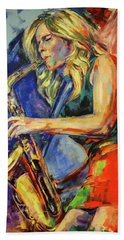 Candy Dulfer, Lily Was Here Beach Towel