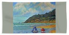 Cannon Beach Kids Beach Towel