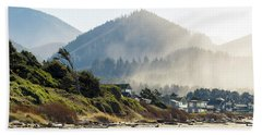 Cannon Beach Oceanfront Vacation Homes Beach Towel