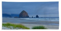 Cannon Beach Beach Towel