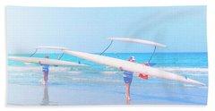 Canoe Ladies Beach Sheet